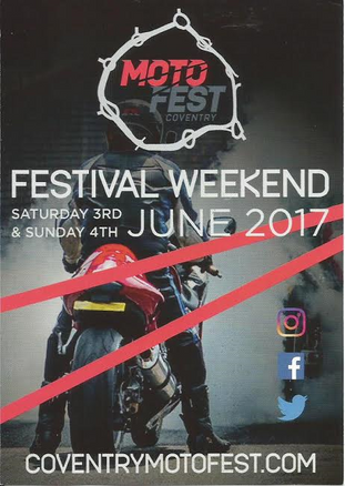Coventry Motofest 2017