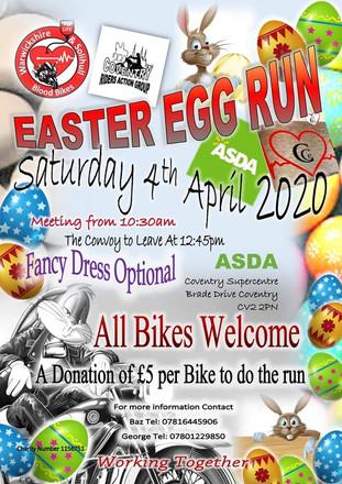 Easter Egg Run 2020