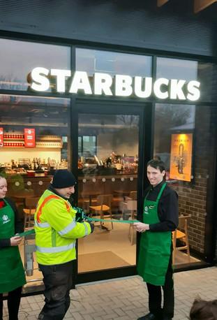Starbucks Cross Point