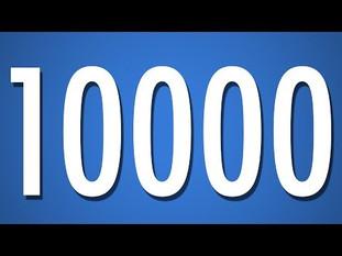 WSBB Completes it's 10,000th Job