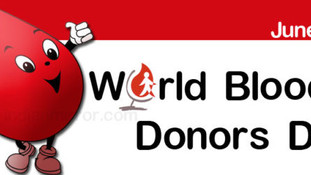 National Blood Donor Day 2018