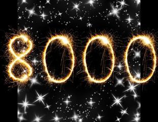 Milestone 8000