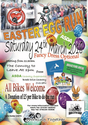 Easter Egg Run 2018
