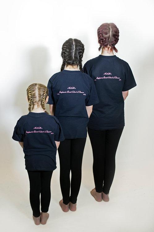 Dance School T-shirt Adult