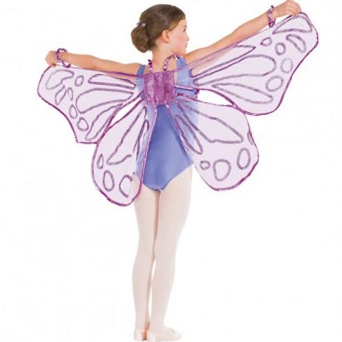 Floating Butterfly Wings