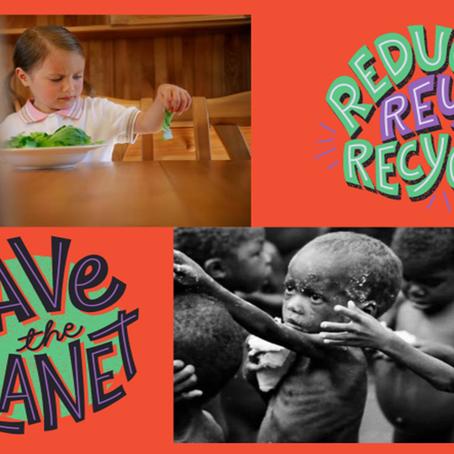 Sudahkah Anda Mengedukasi Anak Mengenai Food Waste di Waktu yang Tepat?