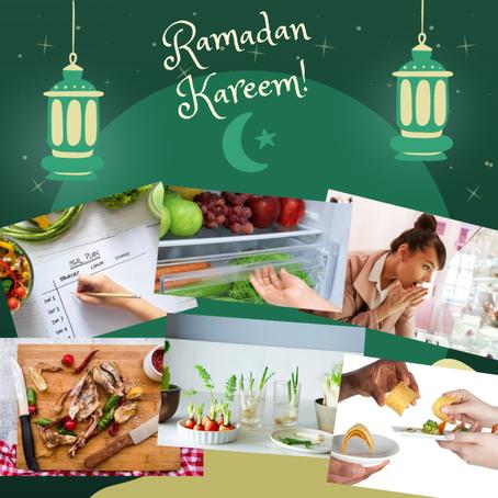 Yuk Minimalisir Mubazir! Ramadan berkah tanpa makanan yang terbuang sia-sia