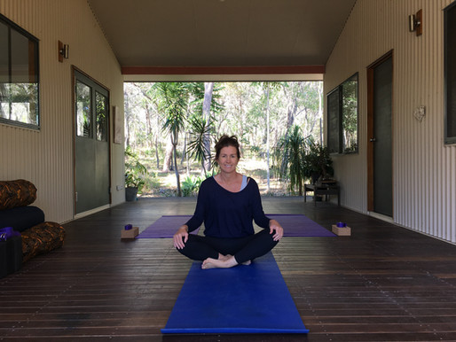 Yoga for anyone, anywhere. Even on a bushwalk!