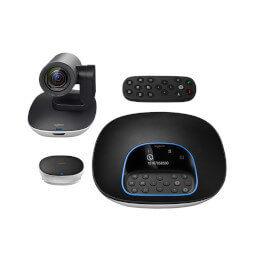 Equipos de videoconferencia Logitech