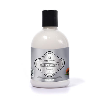 Body Lotions Exciting Presence Coconut