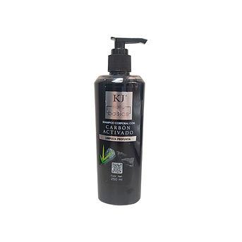 Daily basics  Shampoo Corporal con Carbón Activado