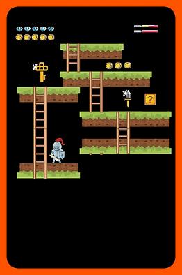 Jumper, platform game