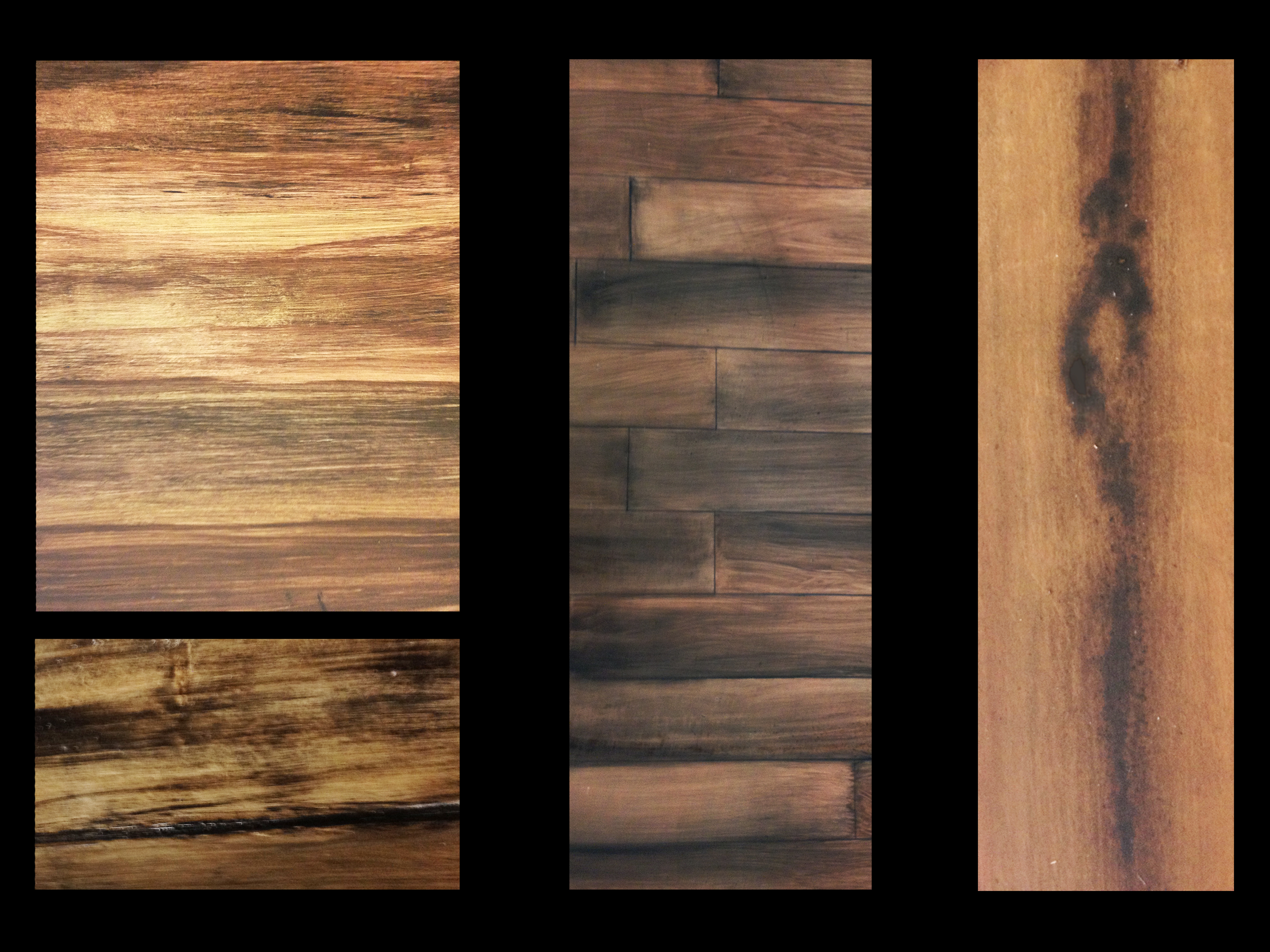 Various Faux Wood