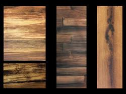 Various Faux Wood