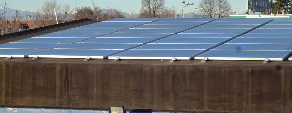 Impianto fotovoltaico da 20 Kwp