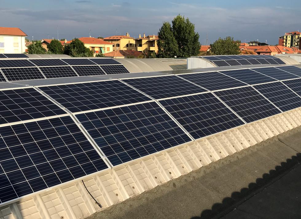 Impianto fotovoltaico da 50 Kwp