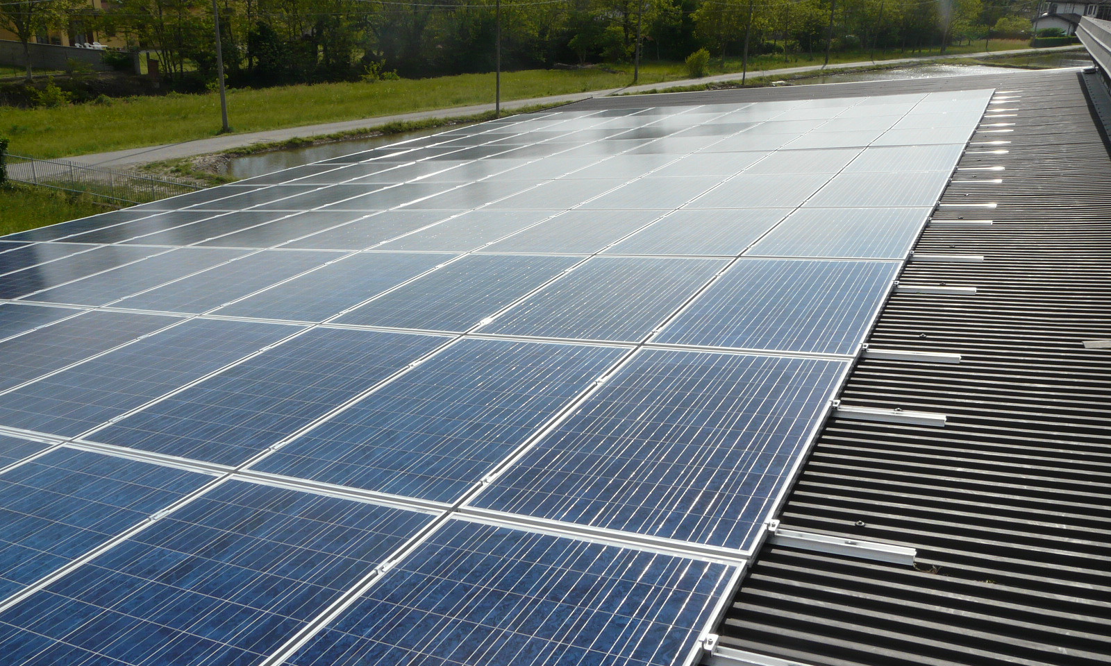 Impianto fotovoltaico da 33 Kwp