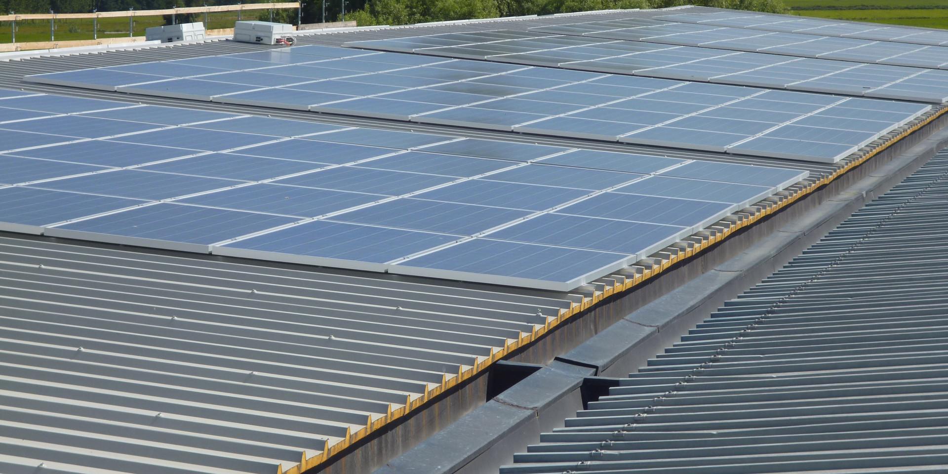 Rimozione amianto + fotovoltaico da 100 Kwp