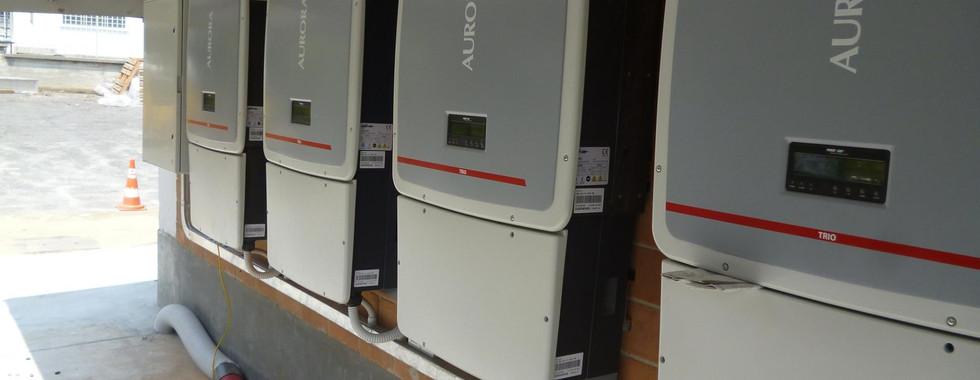 Rimozione amianto + fotovoltaico da 92 Kwp