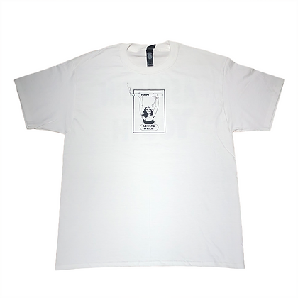 Assassin Of Youth Tee (White)(XL)
