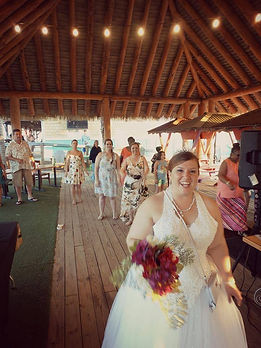 The Lazy Pirate Wedding Receptions