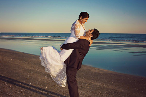 Garden City Beach Wedding Packages