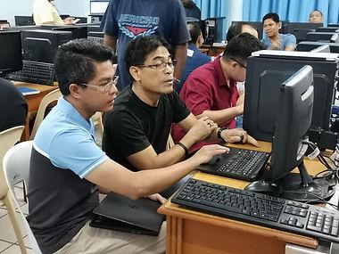 Training of Local Treasurers