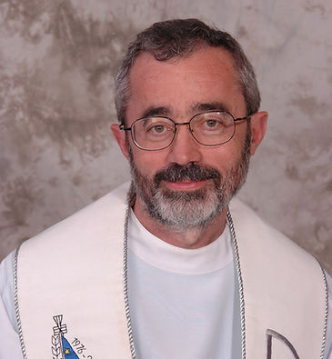 Fr. Cesare in the St. Matthew Province