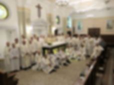 Conference of the Superiors of the Circumscriptions and their Councils