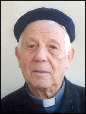 Demise of Fr. Antonio Magazzù, at 99
