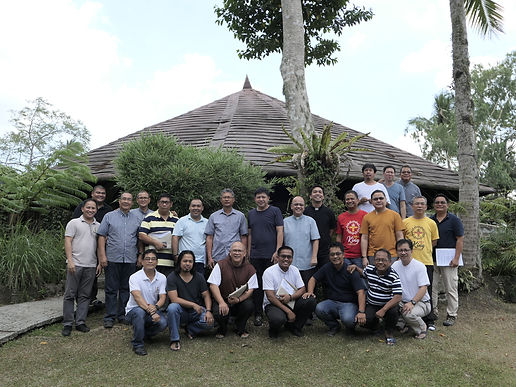 Meeting of the Local Superiors of the St. Matthew Province