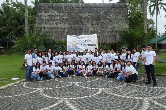 The First Rogate Youth National Assembly and Workshop