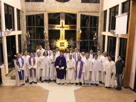 Meeting of the Local Superiors and Responsibles