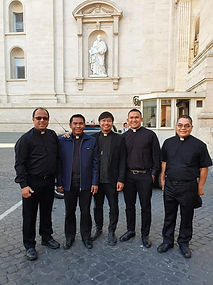 Conference on the Promotion of the new Ratio Fundamentalis Institutionis Sacerdotalis in Rome, Italy