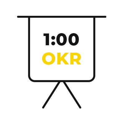 Introduction à la méthodologie OKR (1h)
