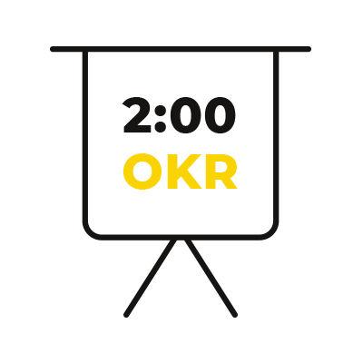 Initiation à la méthodologie OKR (2h)