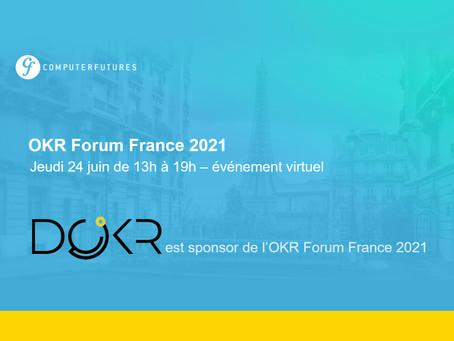 Intéressé.e par le premier forum OKR francophone ?