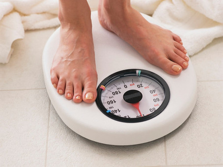 Weighty Conversations: Don't Measure Your Self-Worth