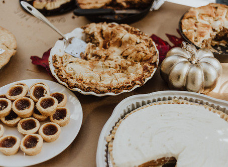 Finding Food Peace This Thanksgiving