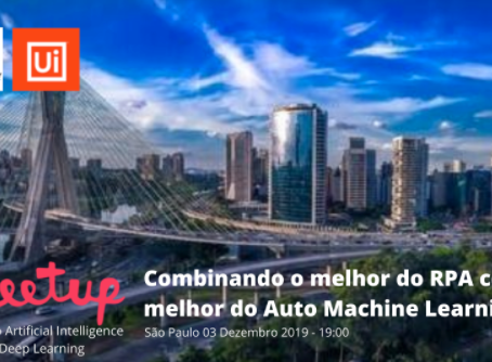 Combining the best of RPA with the best of Auto Machine Learning