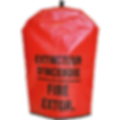 30 LB EXTINGUISHER COVER, BILINGUAL, NO