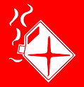 Class B (Flammable Liquids) Symbol - Sma