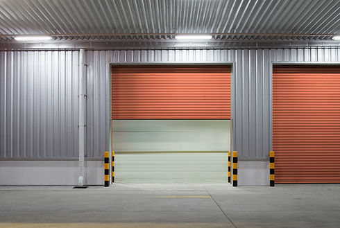 Entrepôt en aluminium