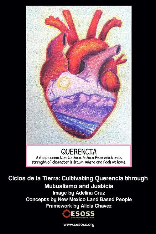 Querencia Poster (12x18)