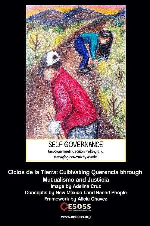 Self-Governance Poster (12x18)