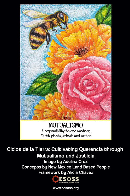Mutualismo Poster (12x18)