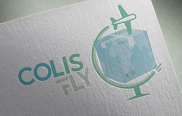 Logo Colis Fly