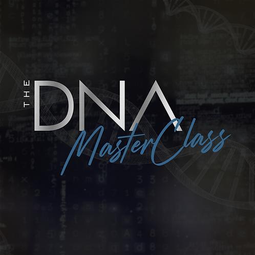 The DNA Masterclass São Paulo