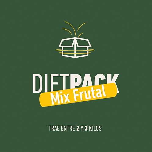 DIETPACK MIX FRUTAL