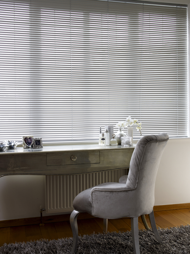 Mercury Venetian Blind